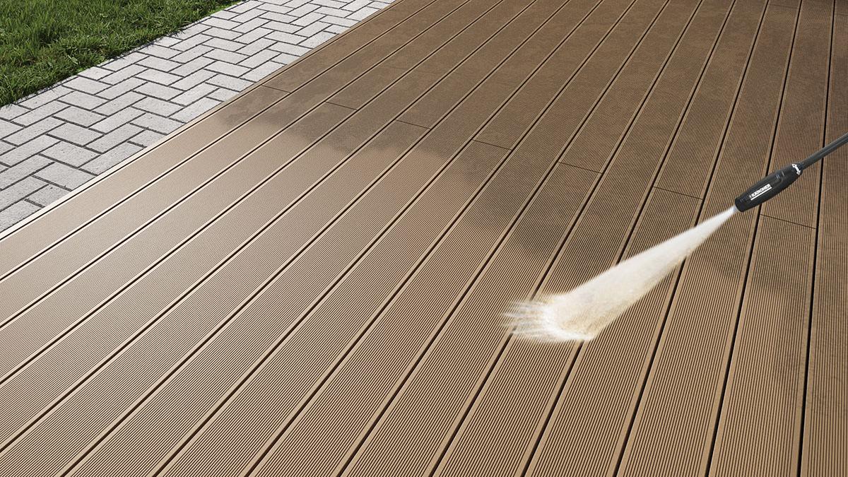 Terrasside hooldus